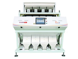 Intelligent Electronic Rice Color Sorter 4 Channels Long Service Life
