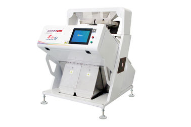 Intelligent Rice Color Sorter RGB Camera 2 Tons Per Hour 1 Year Warranty