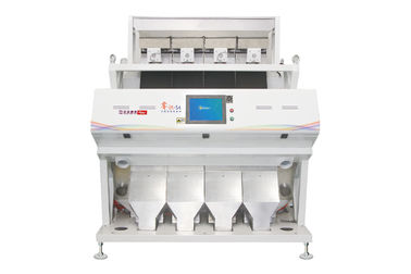 2.6KW Power CCD Color Sorter 0.4 - 1.0T/H Capacity With Intelligent Image Processing