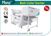 High Output CCD Calcite Color Sorting Equipment , Optical Sorting Machine
