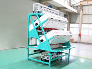 Double Layer CCD Color Sorter With Power 4.0 KW Capacity 0.6 - 0.9 Tons Per Hour For Dried Plant