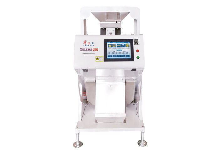High Speed CCD Camera Rice Color Sorter Machine Small Agriculture Machinery