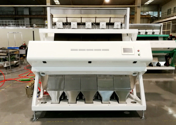 Intelligent Wheat Color Sorter Machine Wheat Cleaning Machine 5 Channels