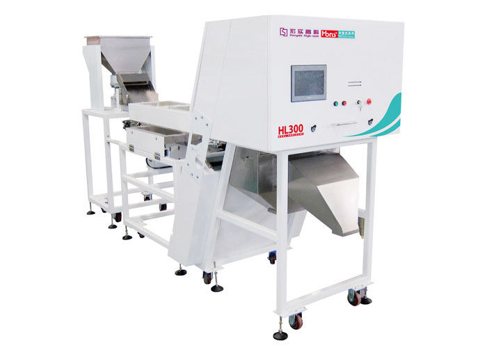 Recycled Plastic Bottle CCD Color Sorter Machine Strong Anti Jamming Stability