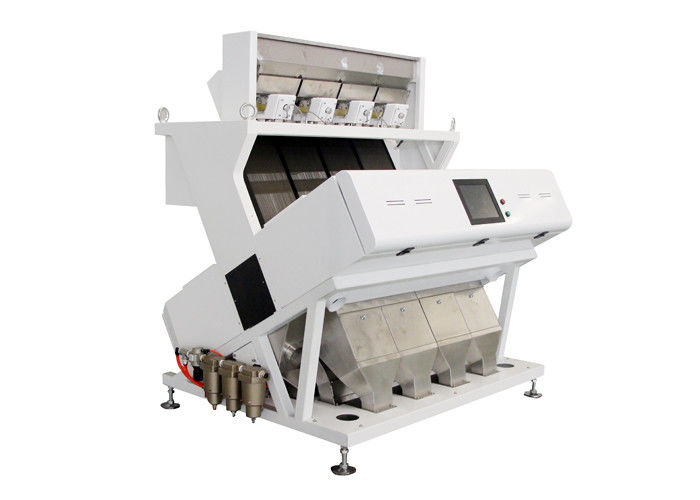 CE Vegetable Sorting Machine 252 Channels Golden Raisin CCD Colour Sorter