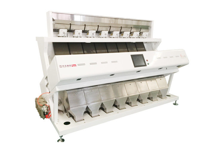 Hi Tech CCD Dehydrated Vegetable Sorting Machine Automatic Dehydration
