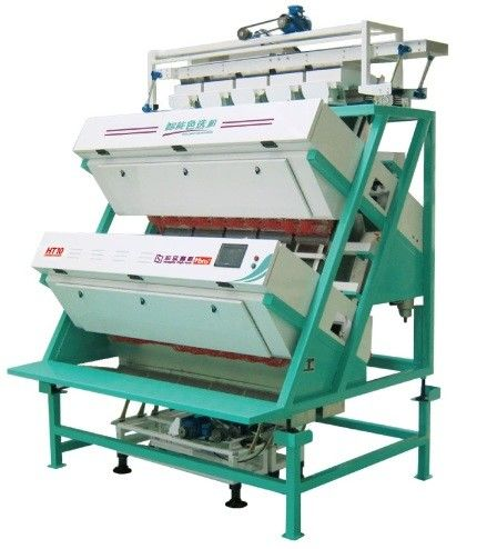 Two Layer Tea Color Sorter With Power 3.0 KW And Voltage AC 220V/50HZ for Black Tea Ceylon Tea Oolong Tea