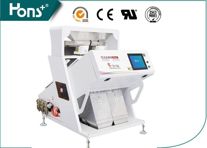 Chute Type CCD Color Classification Machine For Plastic Material