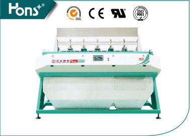 Hons CCD Coffee Bean Color Sorter Machine With 5000 Pixels CCD Sensor