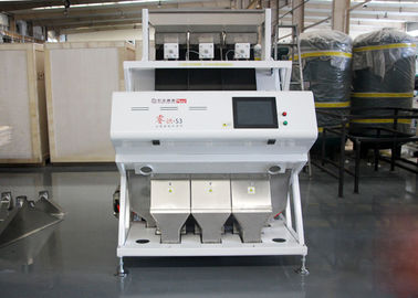 Recycling 3 Channels CCD Soybean Color Sorter Automatic RGB Technology