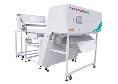 Automatic Recycling PET Plastic Sorting Machine 1200 Channels 1500Kg Weight