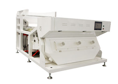 High Capacity Quartz Sand Ore Color Sorter , Touch Screen CCD Sorting Machine